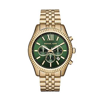 Michael Kors MK8446 Lexington Men's Watch - Verde