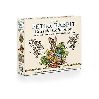 Peter Rabbit Classic Tales Mini Gift Set - Big Stories for Little Hand