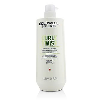 Dual senses curly twist hydrating shampoo (elasticity for curly hair) 215448 1000ml/33.8oz