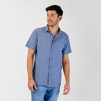 Camisa Cinza Níger