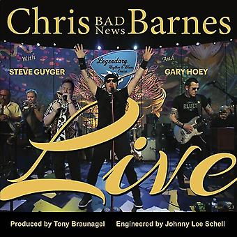 Live [CD] USA import