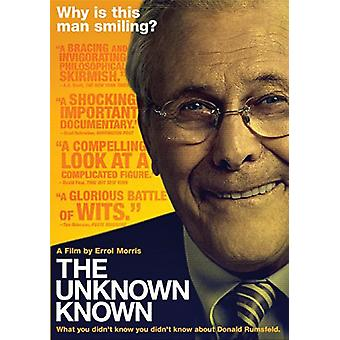 Unknown Known [DVD] USA import