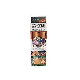 Copper grilling & baking matt