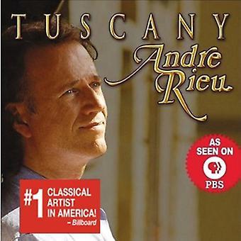 Andre Rieu - Tuscany [CD] USA import