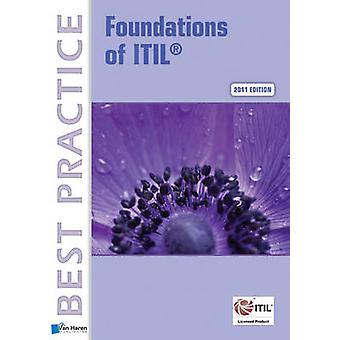 Foundations of ITIL - 2011 by Pierre Bernard - 9789087536749 Book