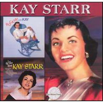 Kay Starr - Rockin' with Kay/I Hear the Word [CD] USA import