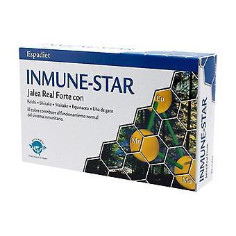 MontStar Royal Jelly Immune-Star Forte 20 vials of 10ml