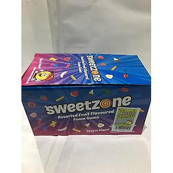 SweetZone Tangy mix Sweet bags 90g x 12 HMC Halal