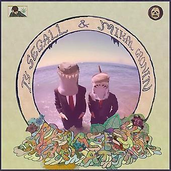 Ty Segall & Mikal Cronin - Reverse Shark Attack [Vinyl] USA import