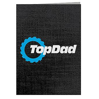 Top Far Top Gear Logo Lykønskningskort