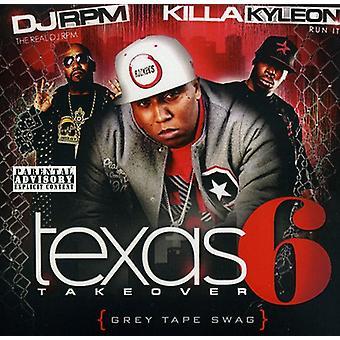 Killa Kyleon - Texas Takeover 6 [CD] USA import