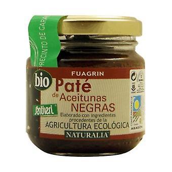 Mustat oliivit Pate 125 g