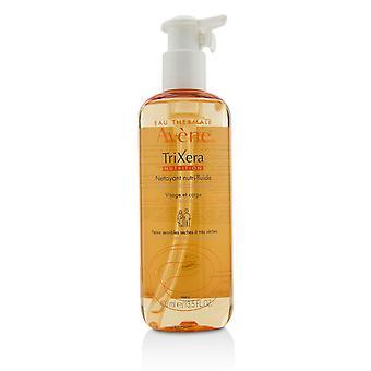 Tri xera תזונה נוטרי נוזל פנים & ניקוי הגוף עבור עור יבש מאוד רגיש 220258 400ml/13.5oz
