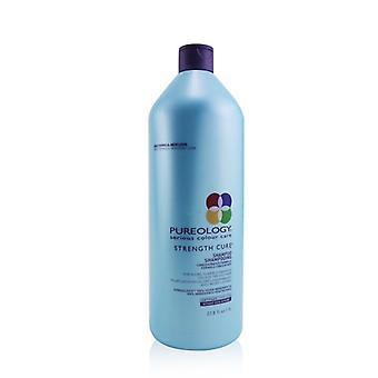 Pureology kracht genezen Shampoo (voor Micro-getekend/beschadigde kleur-behandeld haar) 1000 ml / 33,8 oz