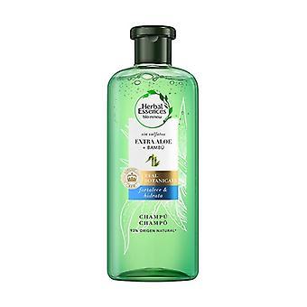 Shampoo with Intense Aloe and Bamboo 380ML