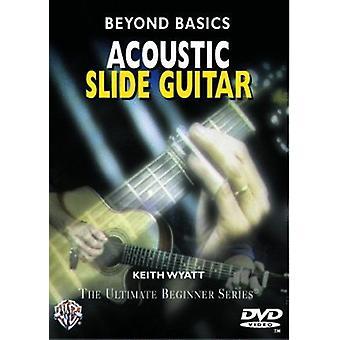 Beyond Basics: Acoustic Slide Guitar [DVD] USA import