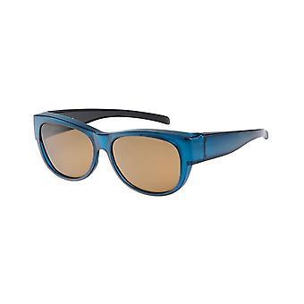 Óculos de Sol Conversão Unissex VZ-0023PK azul