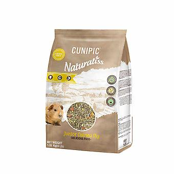 Cunipic Naturaliss Cobaya Baby (Små husdjur, torrfoder och blandningar)
