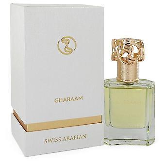 Swiss arabian gharaam eau de parfum spray (unisex) door swiss arabian 548632 50 ml