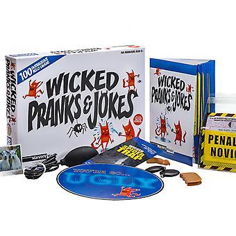Wicked Pranks and Jokes - Marvin's Magic