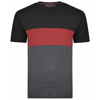 KAM Kam Cut And Sew T Shirt
