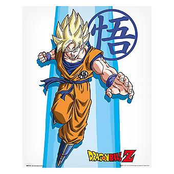 Dragon Ball Z, Mini Poster - SS Goku