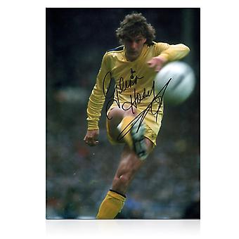 グレン・ホドルがトッテナム・ホットスパーと契約 写真:1982年FAカップ決勝