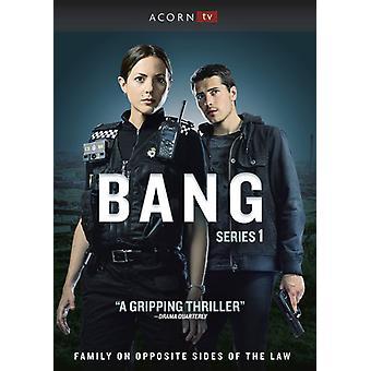 Bang: Sarja 01 [DVD] Usa tuonti