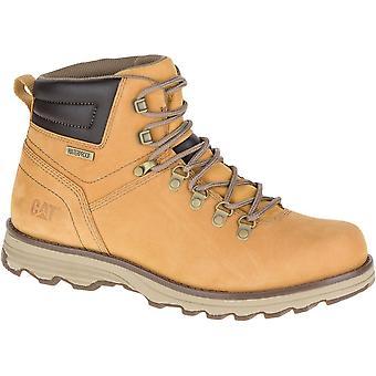 קטרפילר Sire עמיד למים P720691 טרקים כל השנה גברים נעליים