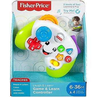 Fisher price game and learn controller, teaching first words, letters, numbers,