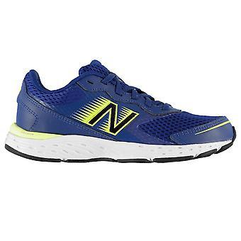 New Balance Boys 680v6 Junior Running Shoes Runners Road Sports