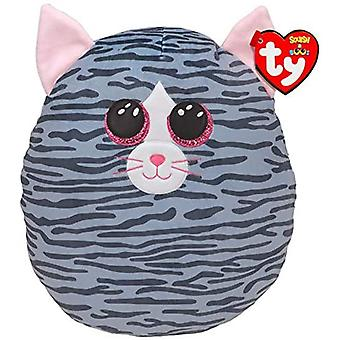 TY Squish-A-Boo - Kiki le coussin de chat