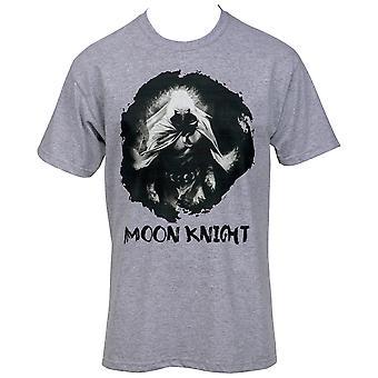 Moon Knight seisoo dark men's t-paidassa
