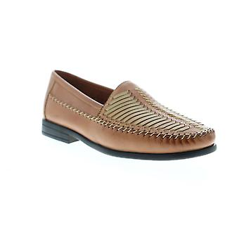 Giorgio Brutini Metro  Mens Brown Loafers & Slip Ons Casual Shoes