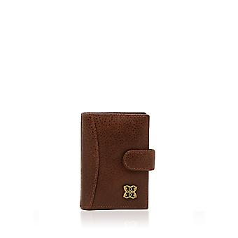 Rydal Leather Card Holder in Brown