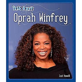 Info Buzz: Black History: Oprah Winfrey (Info Buzz: Black History)