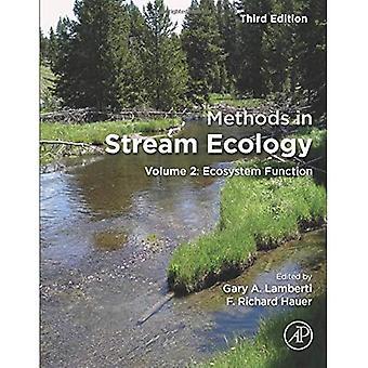 Méthodes en écologie des cours d'eau