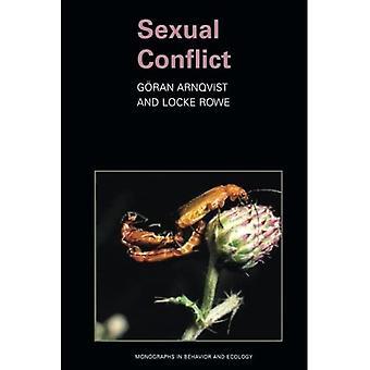 Seksueel conflict: Monografieën in gedrag en ecologie (Monografieën in gedrag en ecologie)