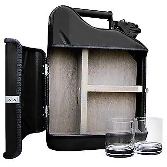 Whisky Bar, Jerrycan 10 L - Black