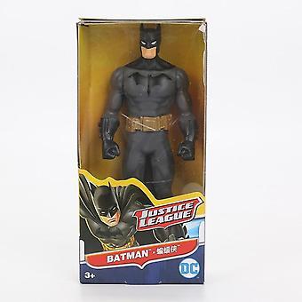 Marvel Leker 15cm Avengers Endgame Figur Spiderman Tnanos Hulk Ironman Svart