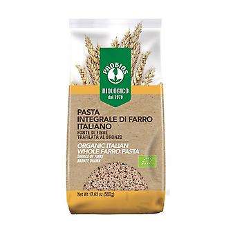 Whole spelled stars - pasta for soup 500 g