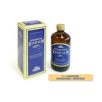 Rheum depurative 250 ml