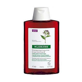 Mini shampoo with quinine and B vitamins 25 ml