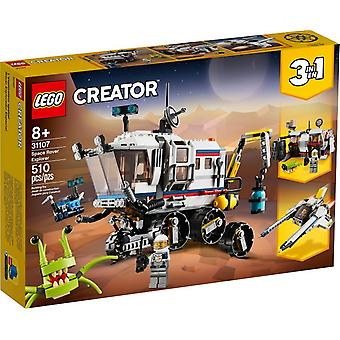 LEGO 31107 Space Rover Explorer