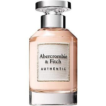 Abercrombie & Fitch Authentic Woman Eau de Parfum 100ml Spray