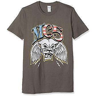 MC5 Unisex Adults Panther Design T-shirt