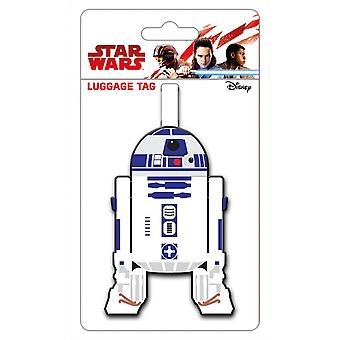 Star Wars R2-D2 Bagage Tag