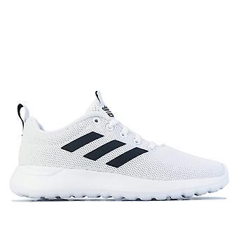 Boy's adidas Junior Lite Racer CLN Trainers in White