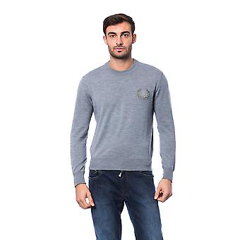 Light Grey Sweater Billionaire Man