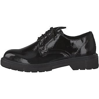 Casual Low Heels Negro
